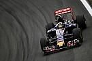 Sainz no tiene reproches tras su primer año en F1