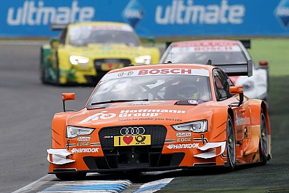 Green joins calls for increased tyre wear in DTM