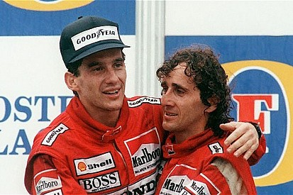 Experiente, Prost vê tensão Hamilton x Rosberg sob controle
