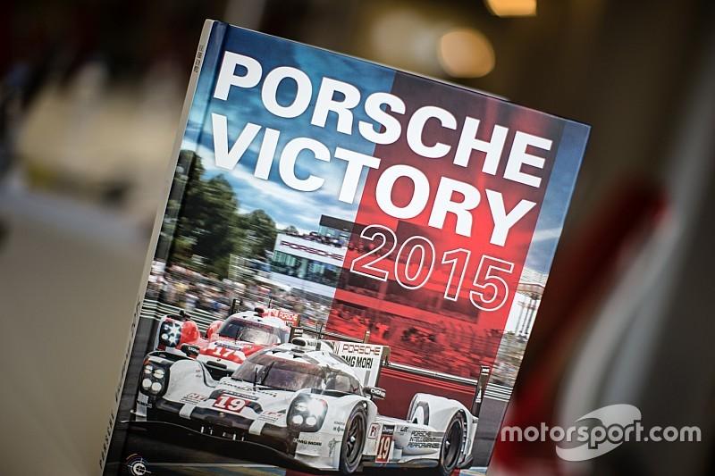 "Представлена ""Книга побед Porsche в 2015 году"""