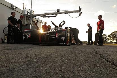 La nouvelle Audi R18 à l'épreuve de tests d'endurance