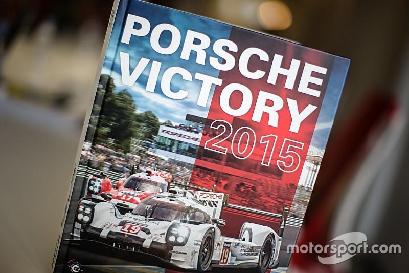 Book review: Porsche Victory 2015 – recalling a milestone win