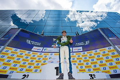 Em despedida, Pedro Piquet vence 13ª seguida na F3 Brasil