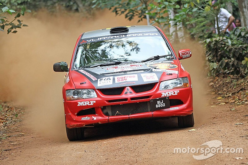 Gill wins Rally Chikmagalur, Urs takes Asia cup victory & IRC title