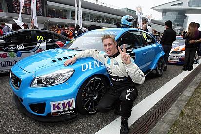Volvo signs Bjork, Ekblom for WTCC return
