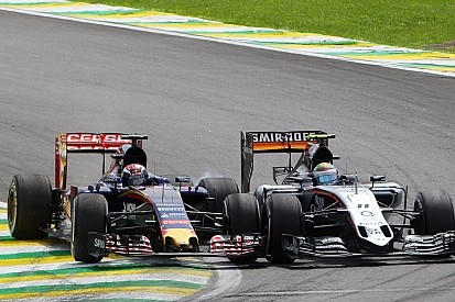 Porcentagem de ultrapassagens na F1 cai em 20% em 2015