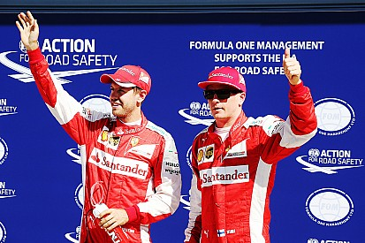 Ferrari-president verwacht 'fenomenale' Raikkonen in 2016