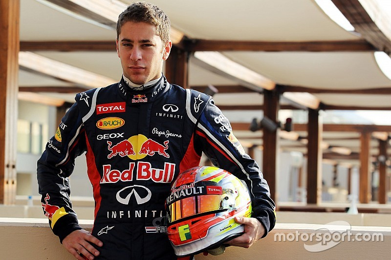 Frijns denies turning down Red Bull chance