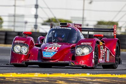 Mazda retains IMSA Prototype lineup for 2016