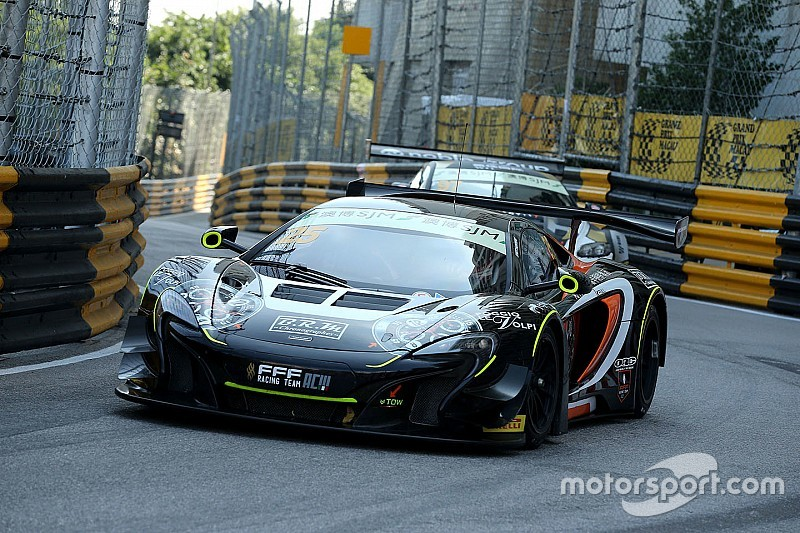 McLaren GT completes most successful season to-date with victory at Sepang 12-Hours