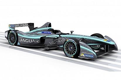 Jaguar returns to international racing in Formula E