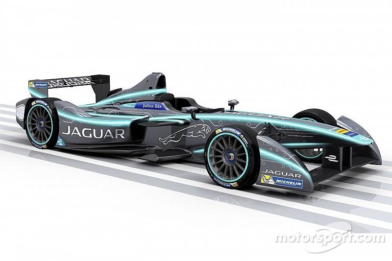 Jaguar steigt in die Formel E ein und stellt Autodesign vor