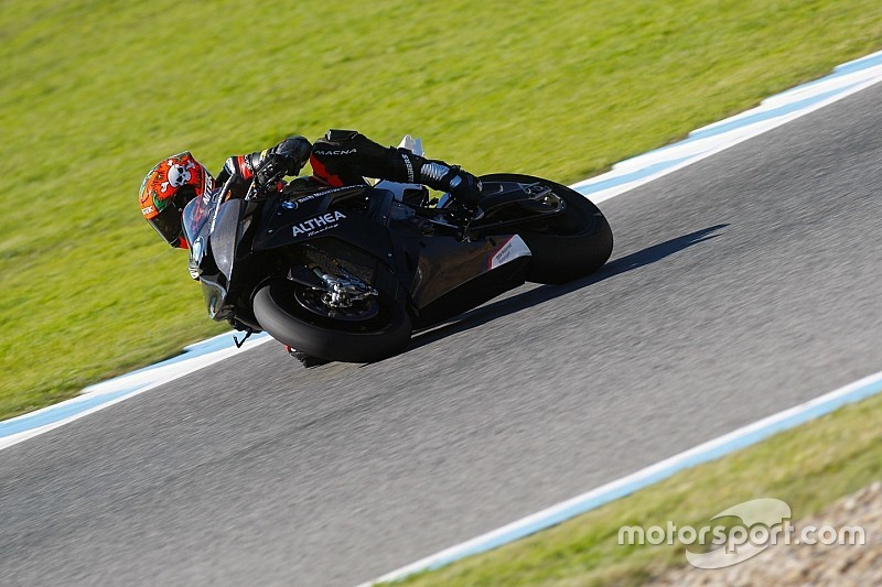 Torres et Reiterberger poursuivent leurs essais avec BMW