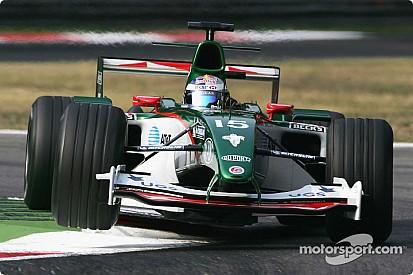 Photos - Quand Jaguar s'est aventuré en F1