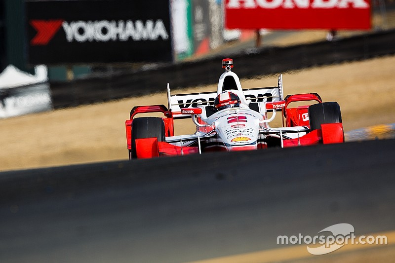 La Indycar aumenta la potenza del Push to Pass