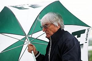 Fórmula 1 Últimas notícias Ecclestone não acredita na realização de GP alemão em 2017