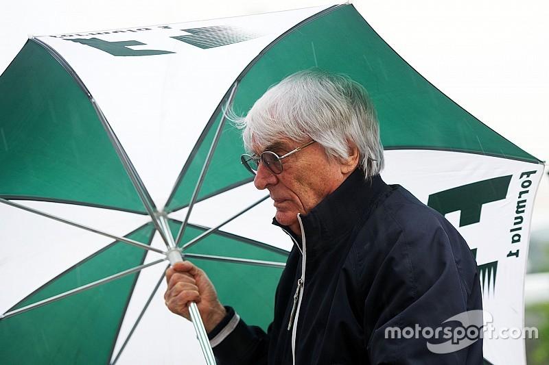 Ecclestone não acredita na realização de GP alemão em 2017