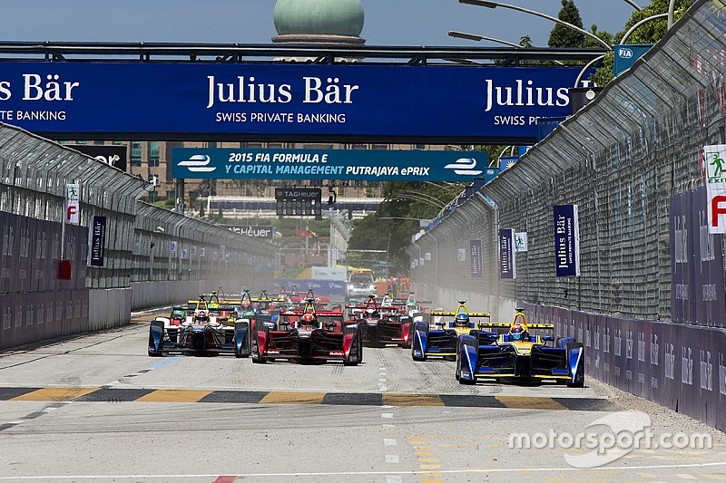 Niet alleen Jaguar stapt in Formule E