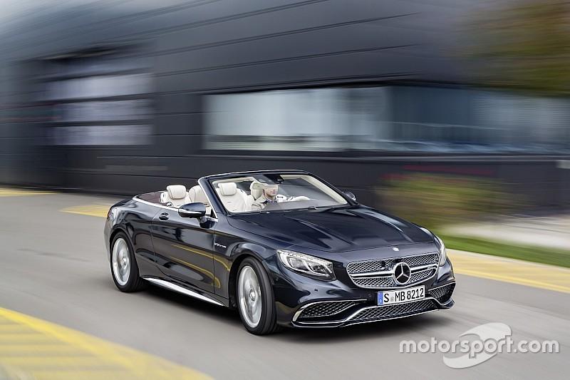 Mercedes-AMG S 65 Cabriolet, la carica dei 1.000 Nm