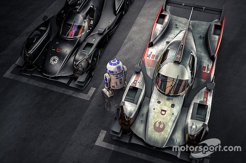 Photos - Quand les livrées Star Wars arrivent en Force!