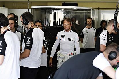 Jenson Button: Sorgen um Teammitglieder