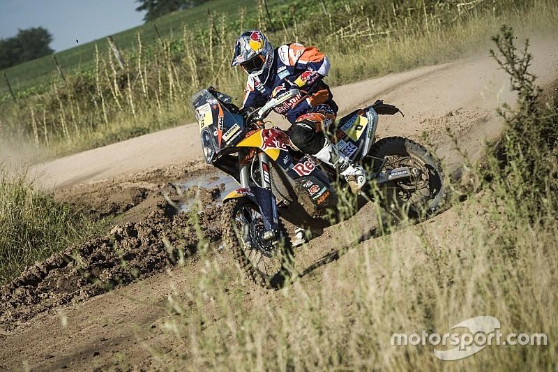 Sam Sunderland deve rinunciare alla Dakar 2016