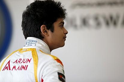 Maini rejoint T-Sport pour sa deuxième saison en F3 Europe