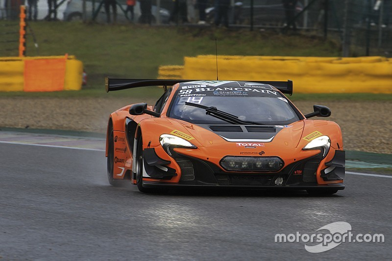 McLaren names drivers for three-car Bathurst 12 Hour assault