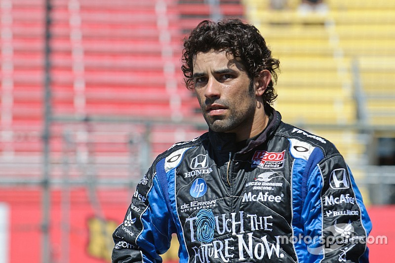 Former IndyCar driver Matos gets two-year ban for doping