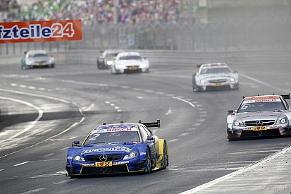 Mercedes expects changes to DTM's ballast rules for 2016