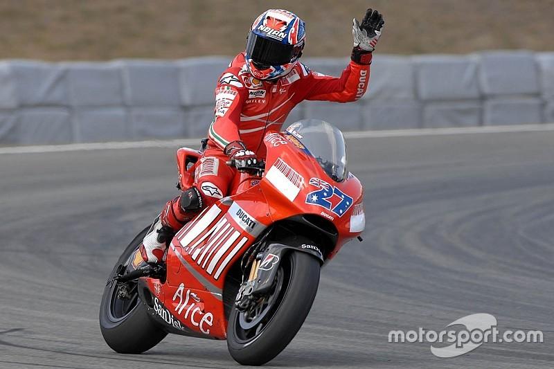 Casey Stoner: MotoGP-Siege mit der Wildcard?