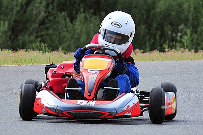Mikka Hakkinen confirma que su hijo no seguirá en karting