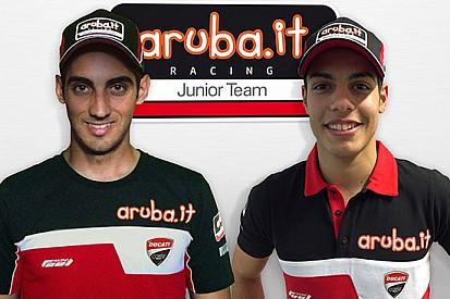 Aruba raddoppia: ecco il Team Junior in Stock 1000