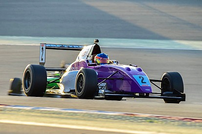 Dubai MRF Challenge: Calderon gets win as Reddy penalised