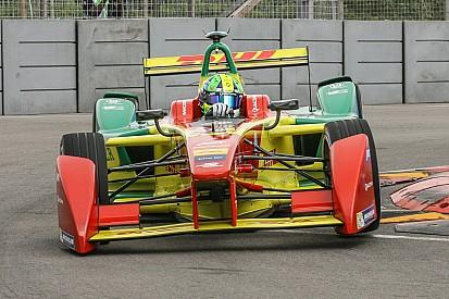 Di Grassi ve complicado mantenerse de líder en la Fórmula E