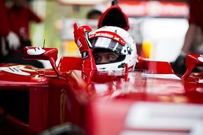 Flashback photo et vidéo - Les débuts de Vettel avec Ferrari à Fiorano