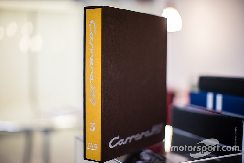 """""""Carrera RS"""": the ultimate RS collector book"""