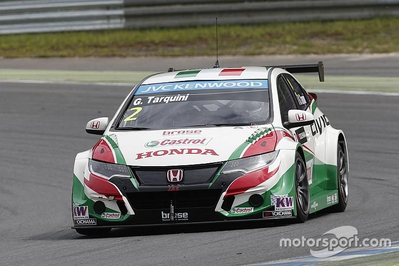 Honda-Werksteam in der WTCC: Gabriele Tarquini muss gehen