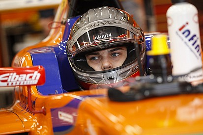 David Beckmann rejoint la F3 et la famille Red Bull