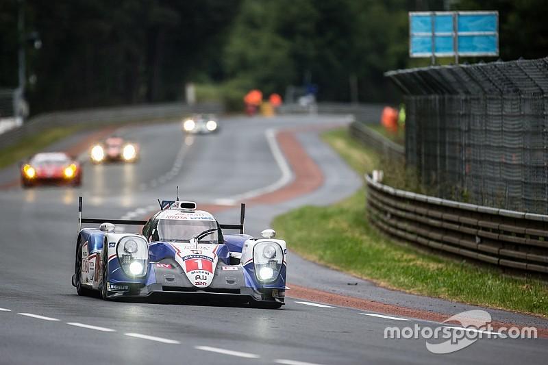 Accès restreint pour la Journée Test au Mans en 2016
