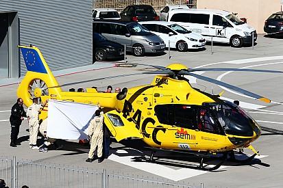 Las mejores historias de 2015; #18: Alonso sufre un misterioso choque