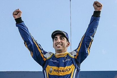 Punta ePrix: Buemi dominates from fifth on the grid