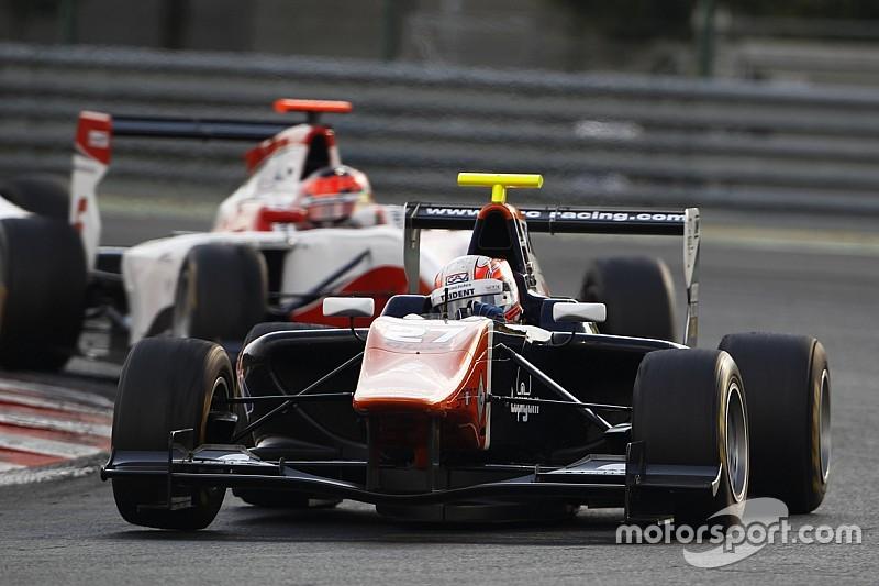 Les temps forts de la saison 2015 de GP3 Series