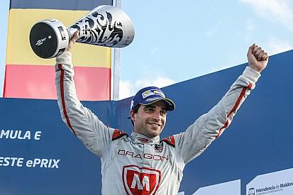 D'Ambrosio vecht zich naar derde plaats in Uruguay