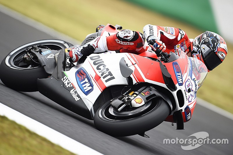 """Ducati will in der MotoGP-Saison 2016 """"mindestens"""" zwei Siege"""