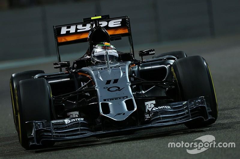 Force India, con grandes expectativas para 2016, según Checo Pérez