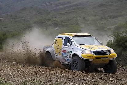 ALDO Racing Team to compete in the Silk Way Rally