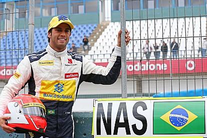 La saison 2015 de Felipe Nasr en 50 photos