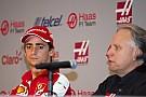 Haas presentará su auto el 21 de febrero