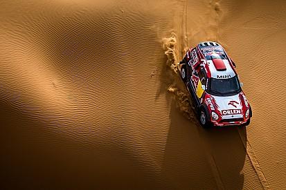 Ambitions élevées et engagement record pour Mini sur le Dakar 2016